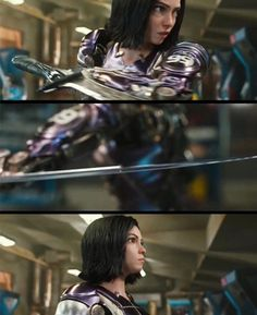 Rosa Salazar, Battle Angel Alita, Panzer, Instagram, Fictional Characters, Blade, Shaving, First Aid, Fantasy Characters