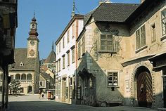 Austria, Mödling ~ So charming; Family Day, Study Abroad, My Happy Place, Bulgaria, Life Goals, Pigs, Day Trips, Hungary, Vienna