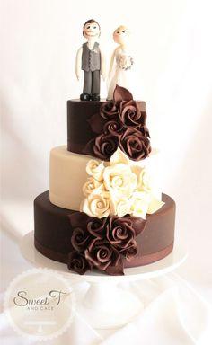 Chocolate Elegance by sweettandcake