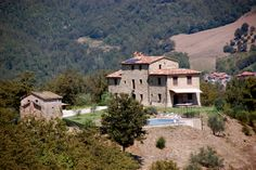 Badia private holiday rental in Umbria