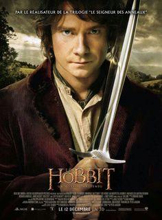 Le hobbit Bilbo Baggins mène une existence paisible dans son village, jusqu'au jour où il croise le magicien Gandalf. Le lendemain, il a la surprise de le voir venir prendre le thé chez lui en compagnie de treize nains. La troupe est en route vers la Montagne Solitaire, où elle espère vaincre le dragon Smaug. Cependant, il leur faut un expert-cambrioleur, et Gandalf leur a recommandé Bilbo...  Bande-annonce…