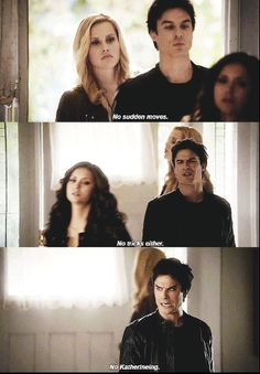 LOL Ian always has the best lines