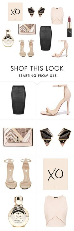 """""""Untitled #59"""" by apelswon ❤ liked on Polyvore featuring Collectif, Liliana, Diane Von Furstenberg, Nak Armstrong, Jeffrey Campbell, xO Design and L'Oréal Paris"""