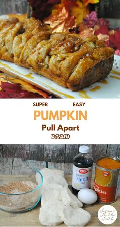 Pull Apart Pumpkin B