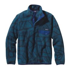 Patagonia Men s Lightweight Synchilla Snap-T Pullover Patagonia Pullover,  Mens Patagonia, Mens Outdoor 848ff4d7595f