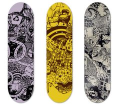 Skateboard Graphics