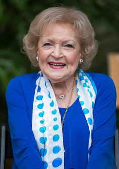 94-Year-Old Betty White Is Free for Dates: Men Are 'a Hobby ofMine'