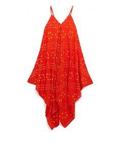 Bandhani Shaana Dress by Bungalow 8