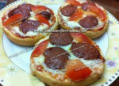 Şipşak Kolay Pizza Tarifi