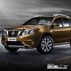 Nissan India has announced the pre-booking of the automatic Terrano. The automatic Terrano is priced Rs lakh (ex-showroom Delhi) - Nissan News at CarTrade Nissan Terrano, Upcoming Cars, New Nissan, Bike News, Bike Brands, Four Wheelers, Auto News, Bike Reviews, Automobile Industry