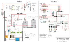 basic ford hot rod wiring diagram hot rod car and truck universal headlight switch wiring diagram