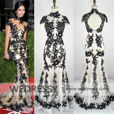 Mermaid High Neck Lace Black Evening Dresses, Prom Dresses, Wedding Dress Evening Gown, Prom Gown from CassieFashion on Etsy. Saved to Evening Dress. Black Prom Dresses, Black Evening Dresses, Evening Gowns, Long Dresses, Wedding Dresses, High Low Lace Dress, Lace Dress Black, Formal Dresses Online, Evening Dresses Plus Size