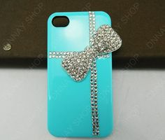 Fashion case Pearl bows  gifts  iphone 5 case iphone by dnnayding, $17.99