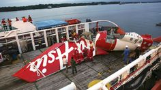 AirAsia Flight 8501: Co-Pilot was Flying Plane at Time of Crash, Officials Say - ABC NEWS #AirAsia, #Crash