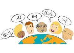 Los 100 emoticonos más utilizados en mensajes SMS: Emotíconos más populares
