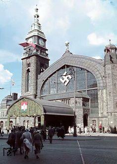 Train Station Third Reich