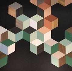 La polychromie architecturale par le Corbusier édité cette année chez Leicht Küchen