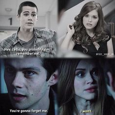 They have grown so much closer.. #Stylia #TeenWolf