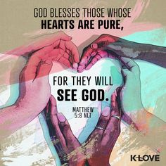 #VOTD #scripture #blessed #pureheart