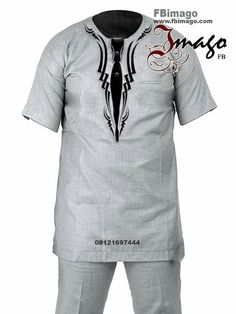 Great design Nigerian Men Fashion, Latest African Fashion Dresses, African Print Fashion, Africa Fashion, African Shirts For Men, African Clothing For Men, African Wear Designs, African Design, African Attire