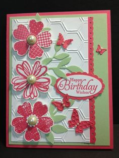 My Creative Corner!: A Flower Shop Birthday