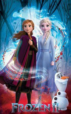 Frozen Disney, Princesa Disney Frozen, Frozen Movie, Disney Princess Drawings, Disney Princess Art, Disney Drawings, Disney Art, Frozen Wallpaper, Disney Phone Wallpaper