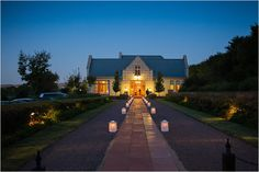 De Hoek Country Hotel's wedding venues help create memories and turn them out in magnificent style.