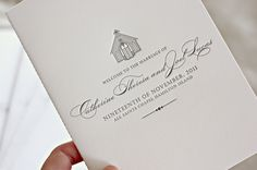 Gorgeous letterpress idea. I love the illustration of the chapel - I'd love to do this for St Patrick's