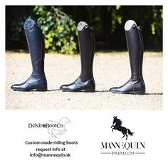 The season is starting - ride in style #deniroboots #rideinstyle #ridingboots #dressage #horsejumping #equestrian #equestrianstyle #mannequin #trencin #slovakia