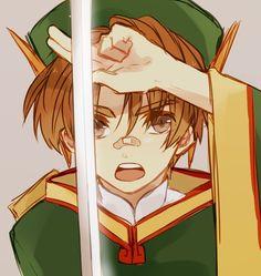 Syaoran, Cardcaptor Sakura, Magic Knight Rayearth, Haruhi Suzumiya, Eren And Mikasa, Xxxholic, Card Captor, Clear Card, Manga Artist