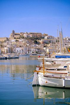 """Ibiza, Spain - This is one of the settings in the unforgettable Hallmark Hall of Fame movie, """"The Shell Seekers"""" based on book by the same name by Rosamunde Pilcher.  Unbelievably gorgeous in the movie.  Would love to see it for real.  slj"""