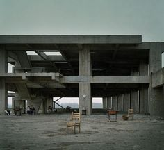 Lanwei, architecture interrupted: a series of unfinished buildings in China and Asia.