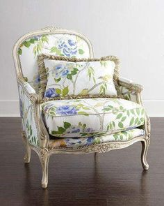 Massoud Tammy Bergere Chair