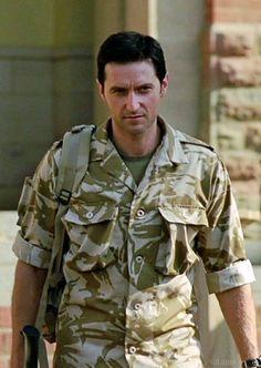 Richard Armitage as the incomparable Sgt John Porter. (Did I hear someone faint?? ehehe)