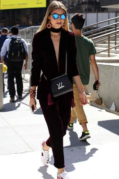 The Best Street Style Looks From All of Fashion Month - Fashionista