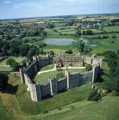 Framlingham Castle | English Heritage