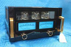 McIntosh MC-2000 Commemorative Edition tube stereo power amplifier.