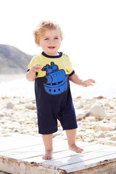 Sea Captain | Hanna Andersson #babyclothes