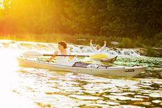 Kayak&Wedding