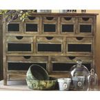 Custom China Cabinet Hutch - farmhouse - dressers chests and bedroom armoires - boston - by ECustomFinishes