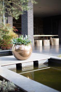 glory bronze supplied by koberg Container, Bronze, Vase, Plants, Decor, Garten, Decoration, Decorating, Flower Vases
