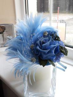 Ardd Glas - Blue Garden Fasinator