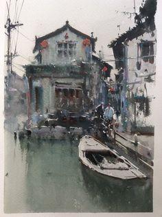 Joseph Zbukvic, Shanghai