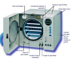 Autoclaves - Apuntes de Electromedicina Xavier Pardell