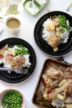 The Best Weeknight Chicken Dinner   http://joythebaker.com/2016/01/the-best-weeknight-chicken-dinner/