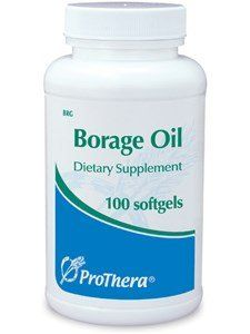 Prothera Borage Oil 1000 Mg 100 Gels For Sale