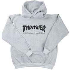 Buy Thrasher Grey Hoodie hoodie is Made To Order, one by one printed so we can control the quality. We use newest DTG Technology to print on to Thrasher Grey Hoodie Crop Top Hoodie, Grey Hoodie, Teen Outfits, Cute Outfits, Thrasher Outfit, Thrasher Skate, Trendy Hoodies, Under Armour Herren, Hoodie Outfit
