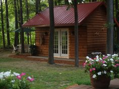 1000 images about converted sheds on pinterest sheds - Turning a shed into a cabin ...