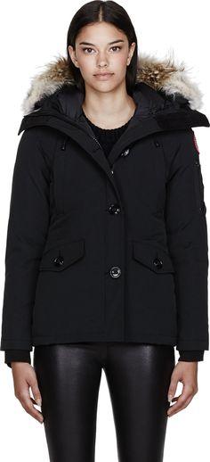 Canada Goose kensington parka replica discounts - CANADA GOOSE 'Montebello' Parka Coat. #canadagoose #cloth #coat ...