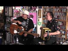"""11/14/12  GRAMMY-winning conjunto musicians Flaco Jimenez and Max Baca of Los Texmaniacs will release an album of duets on Smithsonian Folkways in 2013. Watch their recently-recorded NPR Tiny Desk Concert which features two songs—""""Cada vez que cae la tarde"""" and """"Margarita, Margarita""""—from their upcoming album."""